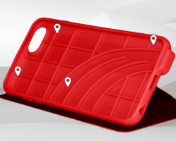 The GOZE Case with S.O.S. Technology