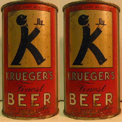 gottfried-krueger beer can