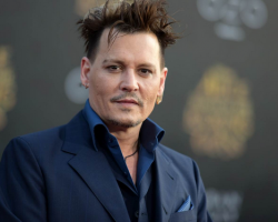 Johnny Depp once spent $3 million to shoot a man's ashes out of a cannon.