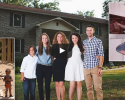 Mother of 4 Builds Her Own House… by Watching YouTube Videos