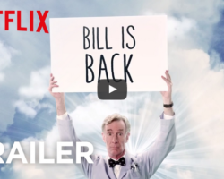 Bill Nye the Science Guy returns in Netflix series, Bill Nye Saves the World