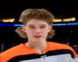 2017 Minnesota Hockey Hair Compilation. Mullets