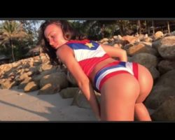 WATCH:  Sexy Booty Shaking Video