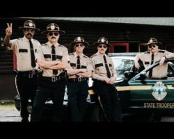 Super Troopers 2 Official Trailer. Broken Lizard