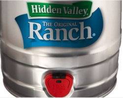 Ranch Dressing Now Comes in Kegs