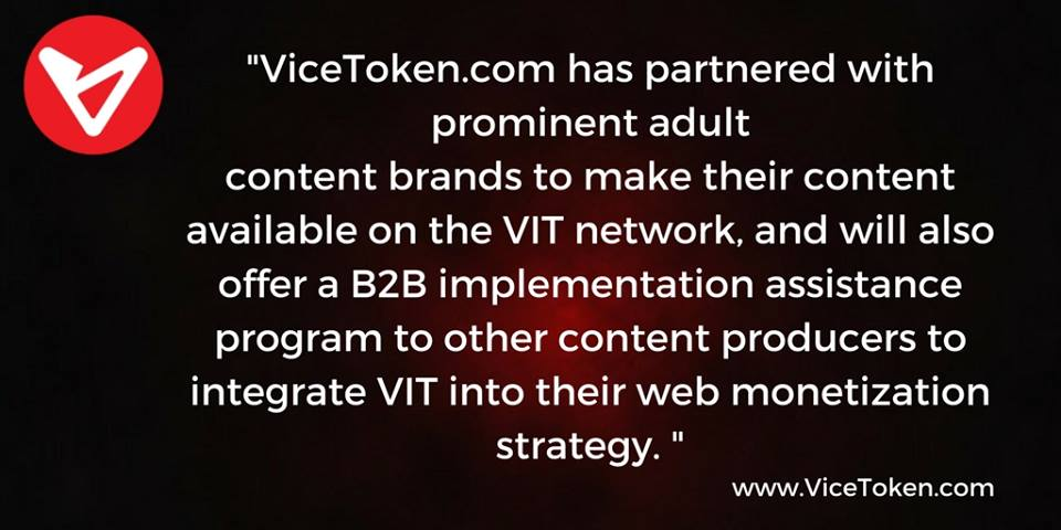 Vice Token Will Pay You to Watch Porn